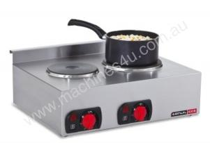 Stove Top Electric – Double Boiling Top
