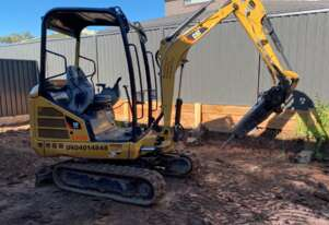 Caterpillar Mini Excavator Hire