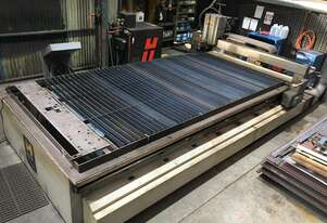 Used Haco Kompakt CNC Plasma Cutting Machine