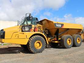 Caterpillar 740B Dump Truck - picture0' - Click to enlarge
