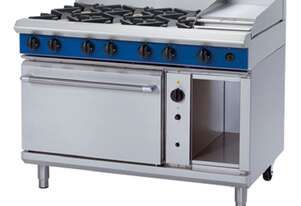 Blue Seal Evolution Series G58C - 1200mm Gas Range Convection Oven