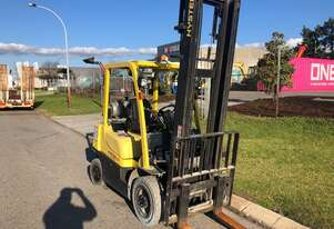Forklift Hyster 2.5 Tonne Scales Auto Gas