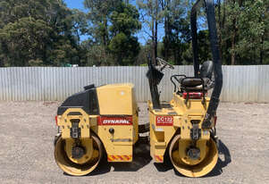 Dynapac CC122 Vibrating Roller Roller/Compacting