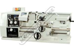 AL-320G Bench Lathe Ø320 x 600mm Turning Capacity - Ø38mm Spindle Bore 12 Geared Head Speeds 60 ~