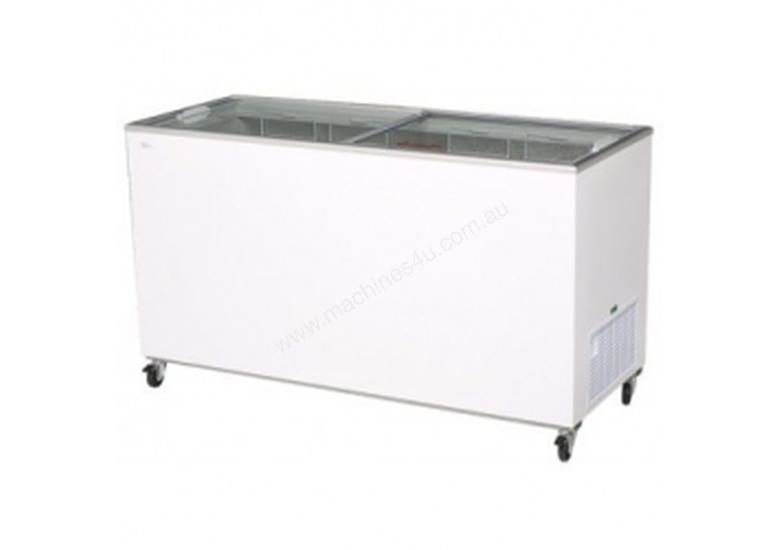 Bromic CF0500FTFG - Flat Glass Top Chest Freezer - 491L