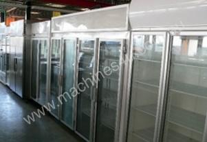 IFM SHC00146 Used Triple Glass Door Chiller