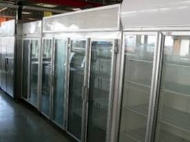 IFM SHC00146 Used Triple Glass Door Chiller - picture0' - Click to enlarge