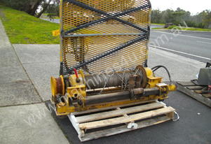 sec line tension winch , 10,000lb ,