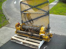 sec line tension winch , 10,000lb ,  - picture1' - Click to enlarge