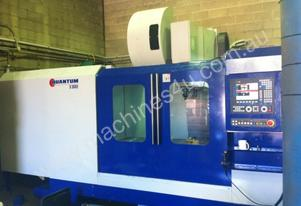 2000mm Quantum S3092 VMC Vertical Machining Centre