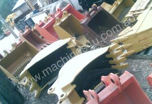 Tilt Bucket, Mud, Sorting,Trenching Buckets