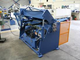1300MM X 4MM PANBRAKE FOLDER HYDRAULIC  - picture4' - Click to enlarge