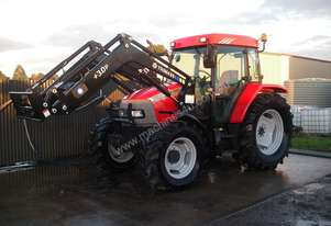 MCCORMICK CX105 WITH TRIMA FRONT END LOADER
