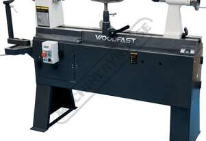 WL-520A Heavy Duty Wood Lathe Ø520mm Swing x 910mm Between Centres