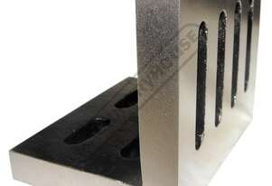 M243 Angle Plate - Precision Ground 150 x 125 x 112mm Open End