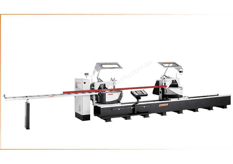 ELUMATEC Double Mitre Saw DG 104 - German Quality
