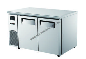TURBO AIR KUF12-2 UNDER COUNTER SIDE PREP TABLE