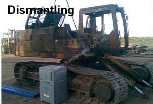 CATERPILLAR 320BL EXCAVATOR *WRECKING*