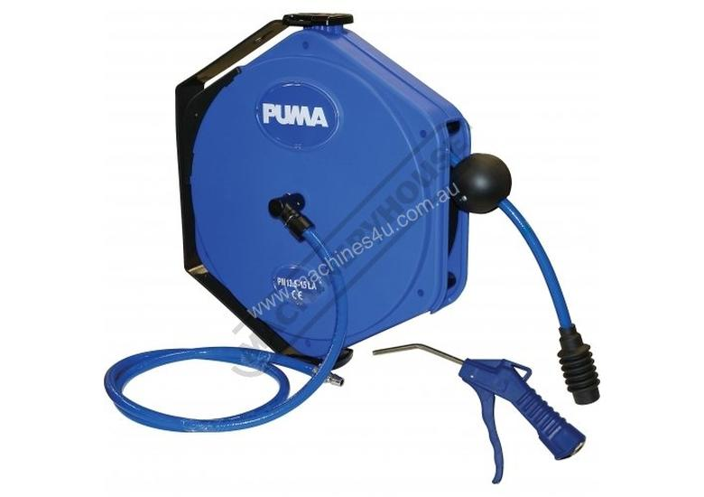 AR-P10 Air Hose Reel - Retractable Inc. Air Dusting gun 15 Metre x  sc 1 st  Machines4u & New Puma AR-P10 Pump Accessories in NORTHMEAD NSW Price: $130