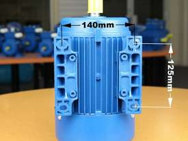 1.5kw/2HP 2800rpm 24mm shaft motor single-phase - picture1' - Click to enlarge