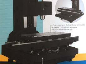 LEADWELL V60i VERTICAL MACHINING CENTRE - picture12' - Click to enlarge