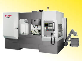 LEADWELL V60i VERTICAL MACHINING CENTRE - picture1' - Click to enlarge