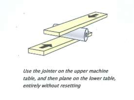 LOGOSOL H410 - Jointer/Planer  - picture1' - Click to enlarge
