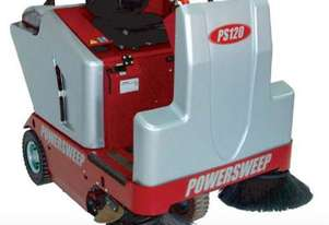 Powersweep PS120 - RIDE-ON SWEEPER