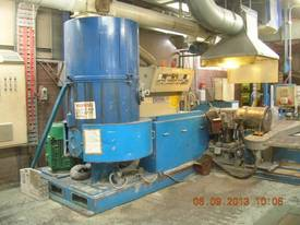 EXTRUDING MACHINES (PLASTICS SINGLE SCREW) - picture0' - Click to enlarge