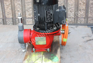Chemical Metering Pump 6.4 l/h Pressure rating 140