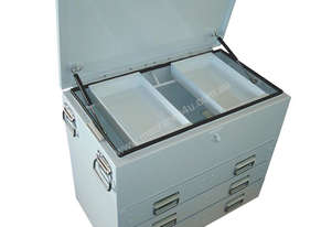 STEEL UTE TOOLBOX 702 X 404 X 590