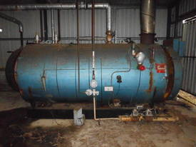 150hp steam boiler , natural gas - picture2' - Click to enlarge