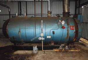 150hp steam boiler , natural gas