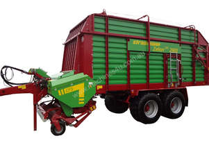Silage Loader Wagon -  Zelon CFS DO