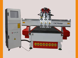 CNC Router Panther 1325-3 S with Vacuum Table