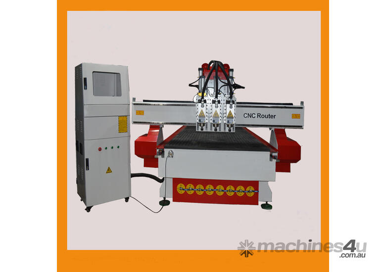 CNC Router Panther 1325-3S with Vacuum Table