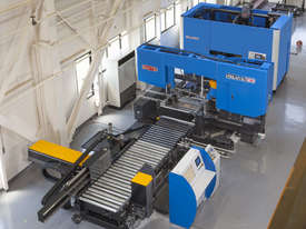 DAITO CUD3C-1050 CNC Beam Drilling Sawing Line *The World's Best Beam Line* - picture0' - Click to enlarge