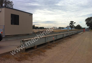 Weighbridge: Above Ground: - Freightweigh