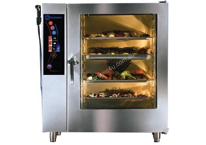 Goldstein 10 x 1/1 GN Vision Cooking Centre Combi Steamer