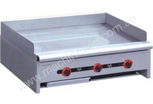 F E D Gasmax 3 Burner Griddle