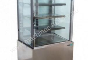 Anvil Aire DSV0850 4 Tier Square Glass Cake Display - 1500mm