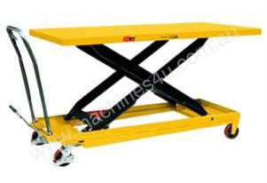 500kg Huge Deck Size Scissor Lift Table with Pump