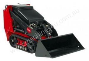 1 TONNE TRACKED SKID STEER LOADER WITH 4in1 BUCKET