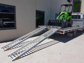Sureweld Aluminium Loading Ramps 1.5 Tonne - picture1' - Click to enlarge