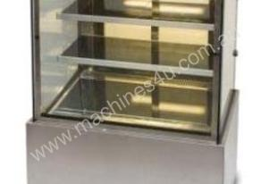 DSV0750 1500mm Showcase Straight Glass