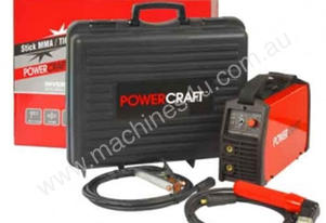 WELDER INVERTER 130AMP VRD 10A POWER