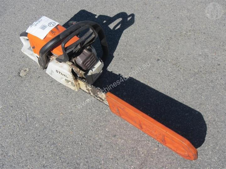 Used Stihl MS362C Petrol Chainsaws in PERTH INTERNATIONAL AIRPORT, WA