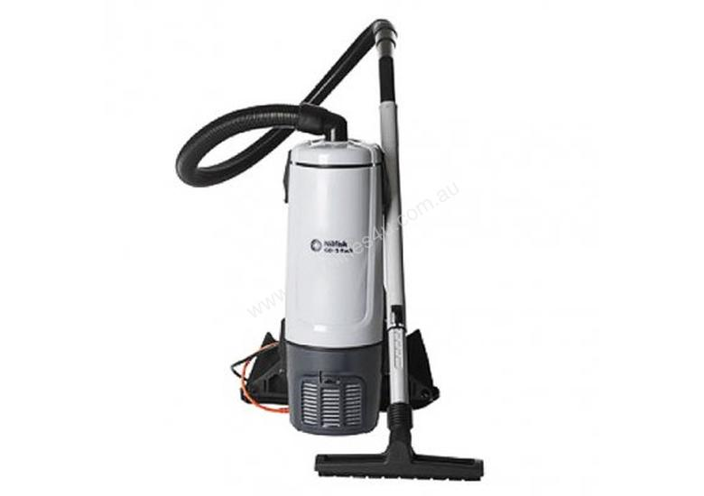 Nilfisk GD 5 Backpac Vacuum � Battery powered