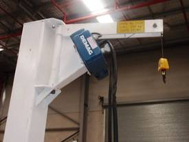 Demag Hoist Capacity: 200kg. - picture1' - Click to enlarge