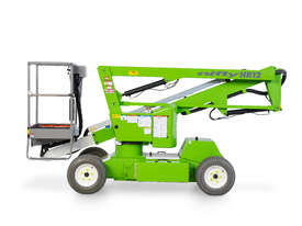 Nifty HR12N 12.2m Self Propelled - narrow chassis for working inside and out - picture0' - Click to enlarge